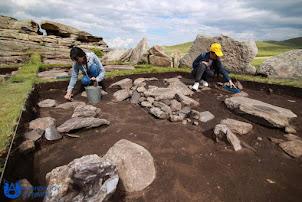 Découverte d'une colonie Saka vieille de 3 000 ans