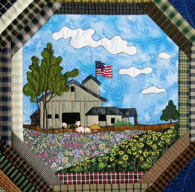 Amazing Quilts: The Secret Life Of Mrs. Meatloaf: Jan Z. And Her Amazing Quilt