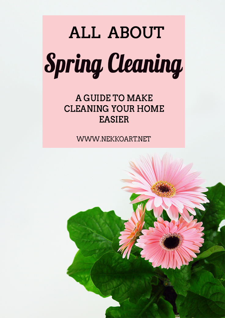 Spring Cleaning Checklist 2015