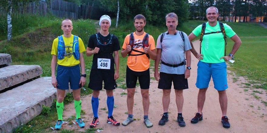 I Ультрамарафон «100 miles Russia» - 27/28.06.2015 - фото