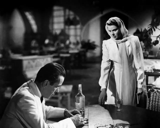 From the classic movie Casablanca!