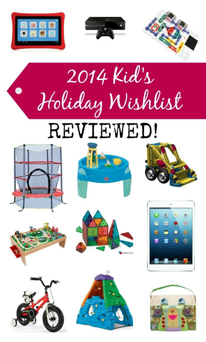 Kid's Holiday Wishlist: Reviewed! series image at And Next Comes L