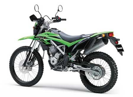 gambar Kawasaki KLX150 BF 2015