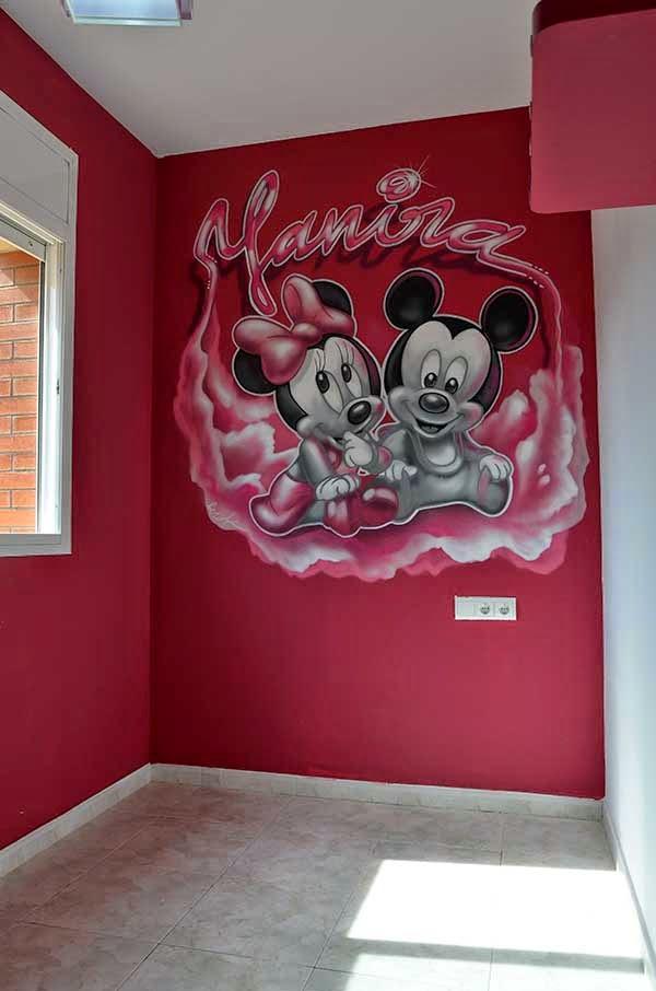 Berok Graffiti mural profesional en Barcelona: Mural ...