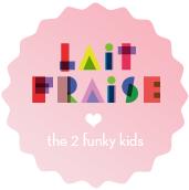 /TFK/ Love LAIT FRAISE