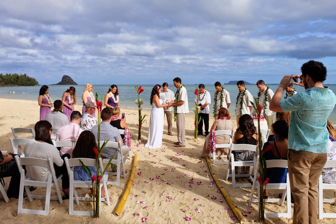Constitution island wedding