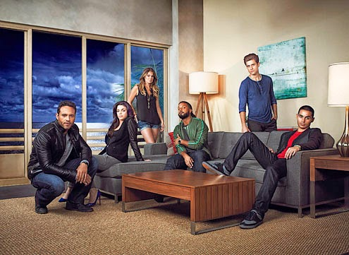Graceland - TV Show