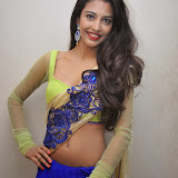 Daksha Nagarkar Hot Photo Gallery in Half Saree at Ak Rao Pk Rao Audio Launch CelebsNext (16)
