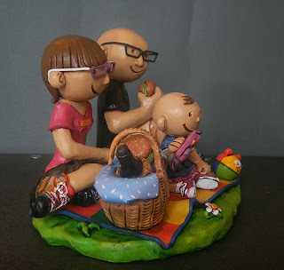 regali fatti a mano top cake figlio statuette personalizzate milano orme magiche