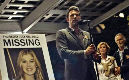 "Review of the movie, ""Gone Girl."""