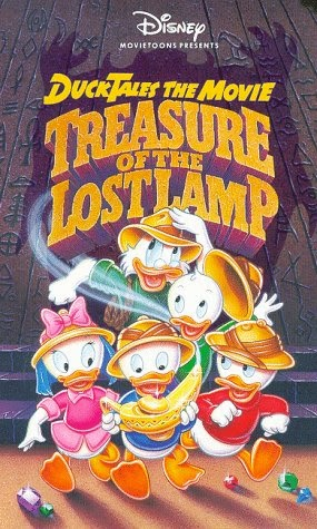 DuckTales: Reasure of The Lost Lamp - Full Movie