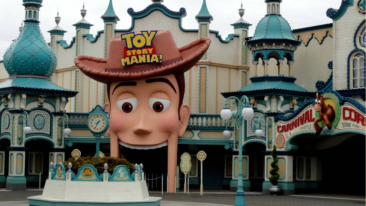 Toy Story Hotel Disneyland Paris