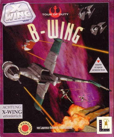 Star wars x-wing: b-wing (1993)