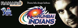 My Facebook Cover Photo for Mumbai Indians