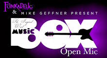 Music Box Open Mic @ Funkadelic Studios