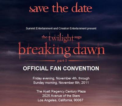 Breaking Dawn Fan Convention