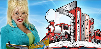 Dolly Parton Takes Her Imagination Library To The U K