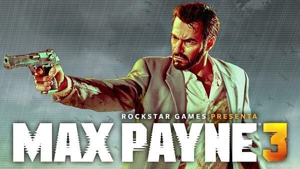 Max Payne 3 Juego Pistola