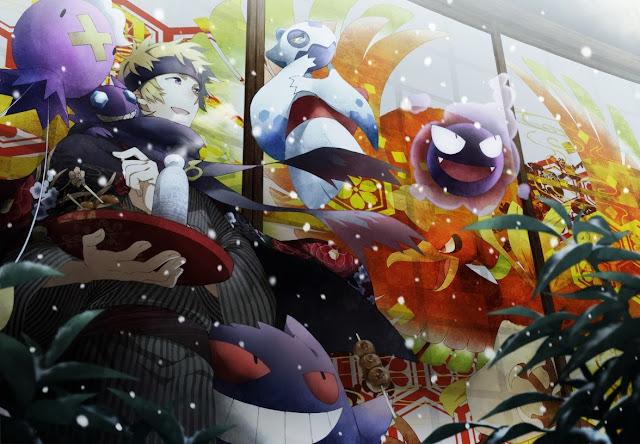 pokemon,anime wallpaper, 5 stars