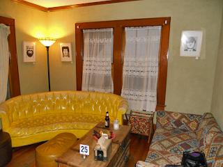Inside Dandelion Communitea Cafe