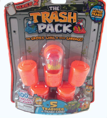Series 2 Trash Pack Figure Set, Collectible Trash Pack Figures