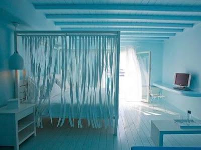 Modernos dise os de cortinas para dormitorios decorar - Ideas de cortinas para dormitorio ...