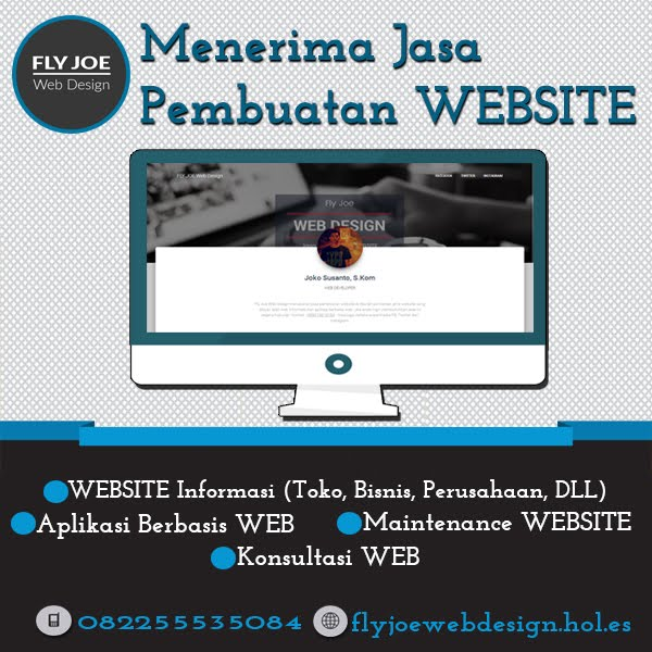 Fly Joe Web Design