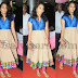 Actor Nani wife in Salwar