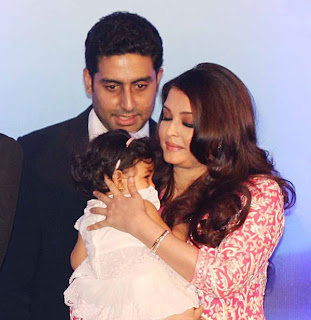 Aishwarya Abhishek Bachchan and Aaradhya