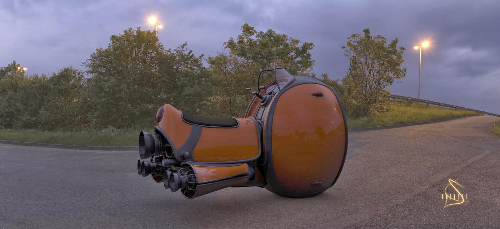 Small Sun Custom Motorcycle Art On Deviant Art