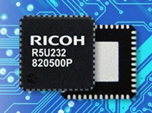 Ricoh R5U23x/R5U24x/R5C8xx Card Reader Driver Version 2.25.17.01