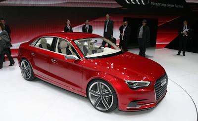 Audi A3 Berline :  Pour bientôt