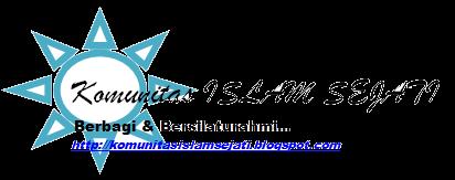 komunitas islam sejati