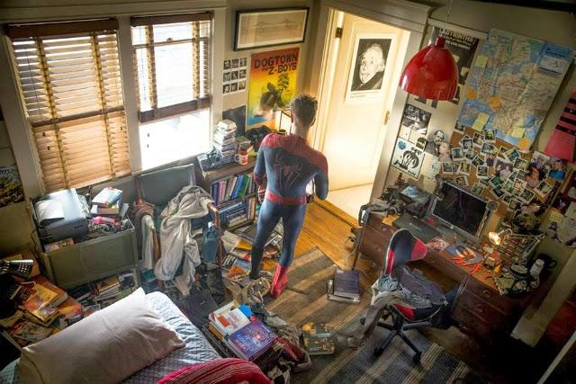 """Imágenes de la película """"The Amazing Spider-Man 2"""""""