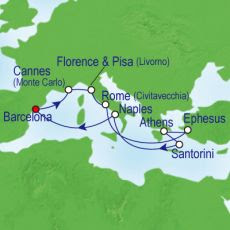 2012 Itinerary