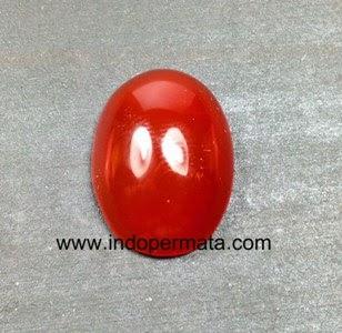 Jenis Batu Permata : Batu Permata Red Baron Pacitan