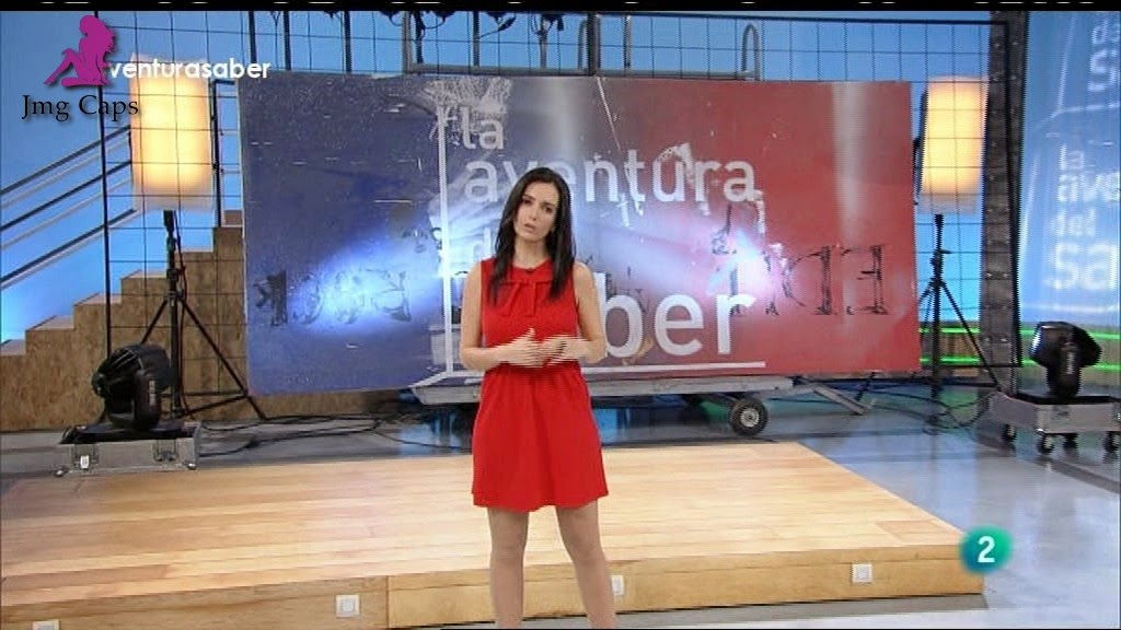 MARIA JOSE GARCIA, LA AVENTURA DEL SABER (17.02.15)