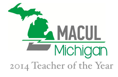 MACUL Teacher of the Year