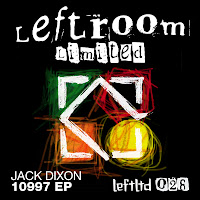 Jack Dixon 10997 EP Leftroom Ltd
