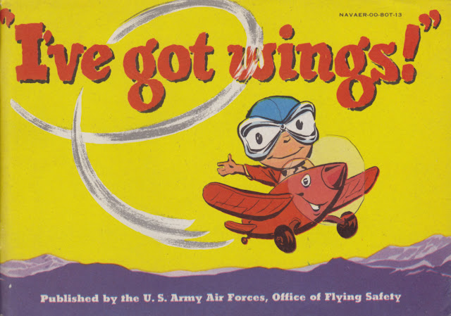 Published by the U.S. Army Air Forces, Office of Flying Safety, 1944