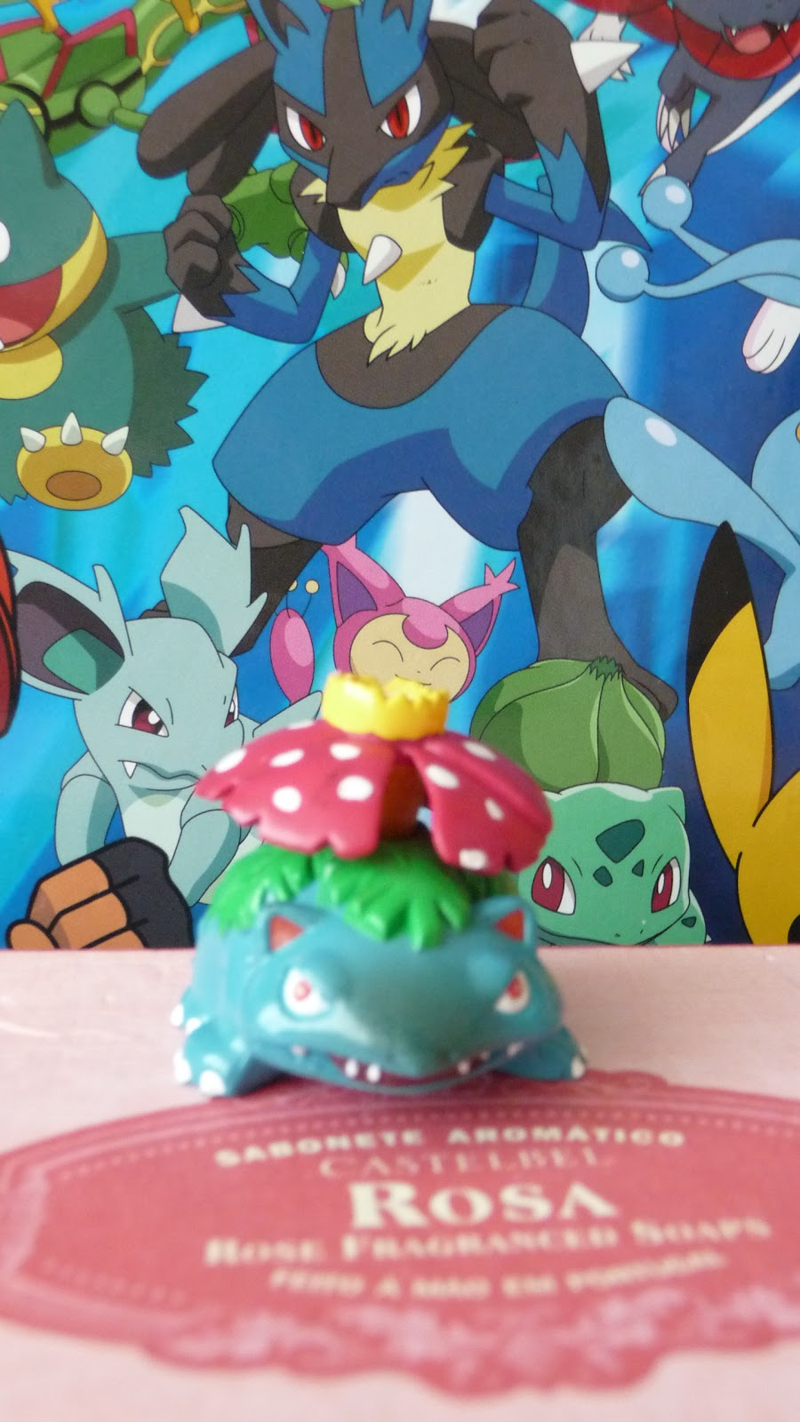 Figurines pokemon pokemon florizarre - Pokemon florizarre ...