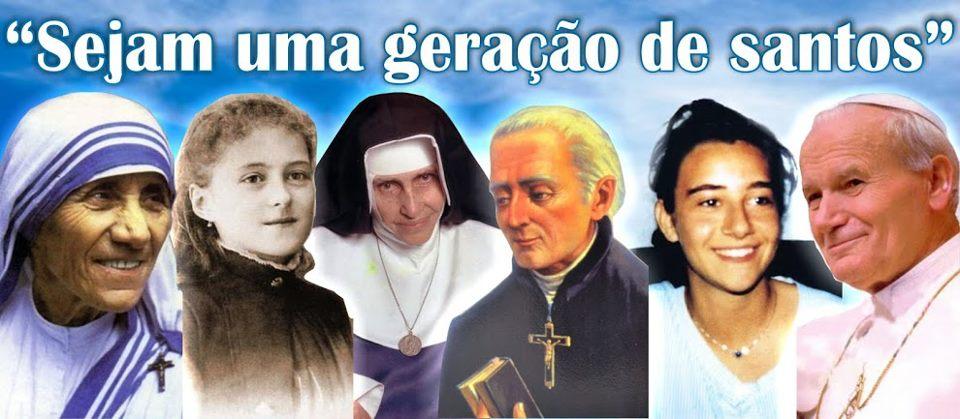 Sejam uma geração de Santos