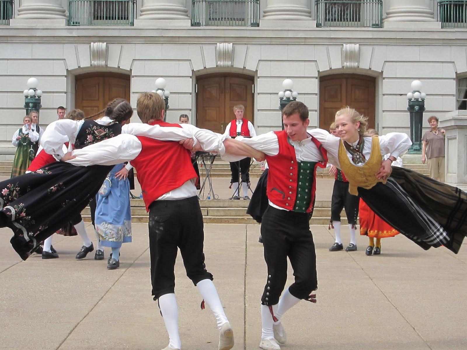 MilesIsland Happy Syttende Mai Lets Dance