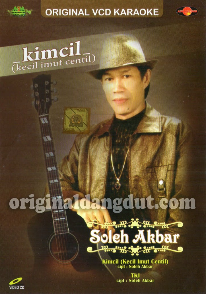 Soleh Akbar - Kimcil (Kecil Imut Centil)
