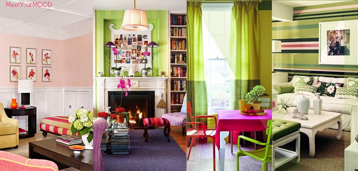 il salotto di Giorgia _PARTE2 colori e riflessioni pre ...