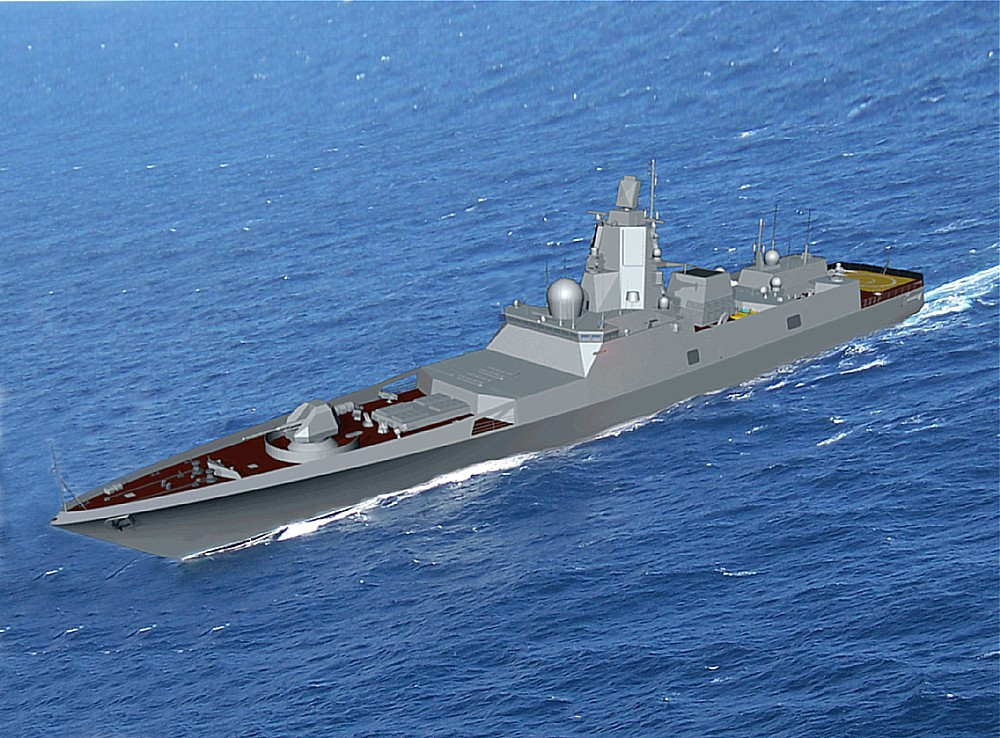 jsc severnaya verf shipyard to construct project corvettes for russian navy