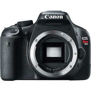 Cámara Canon T2i