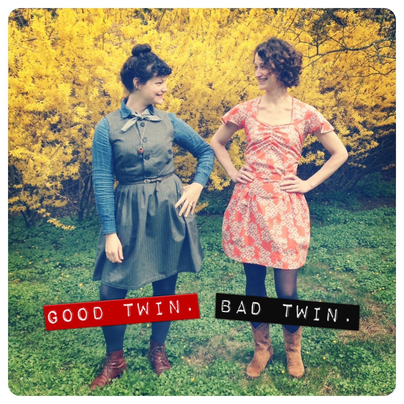 Good Twin. Bad Twin.
