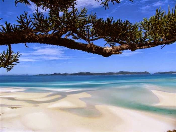 بالصور تعرف على اروع وافضل 10 شواطئ موجودين فى العالم