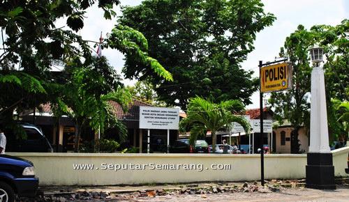 Polsek Semarang Utara